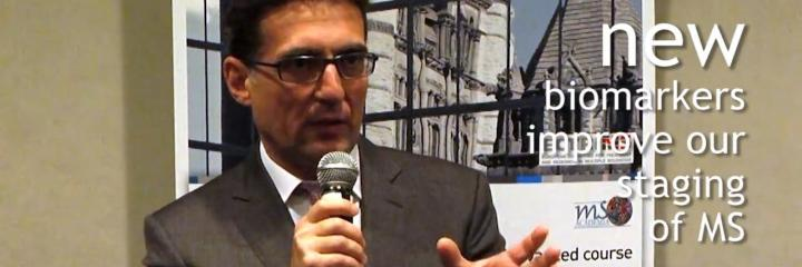 Will the new biomarkers improve our staging of MS? Xavier Montalban (Spain)