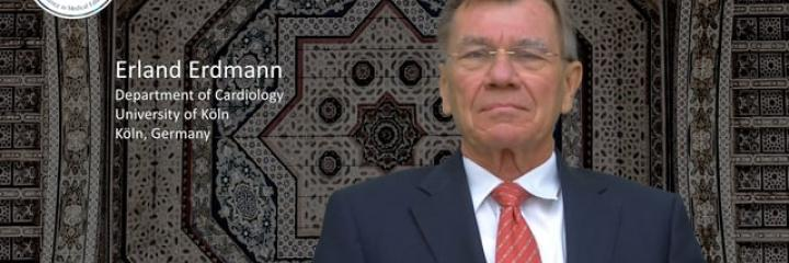 Marrakech Interview: E. Erdmann (Germany): Heart failure treatment: from Guidelines to clinical practice