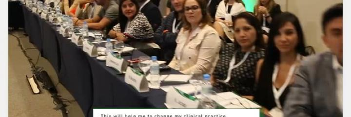 EXCEMED LEARNING JOURNEY: OVARIAN STIMULATION STRATEGIES, RIO DE JANEIRO, APRIL 2018
