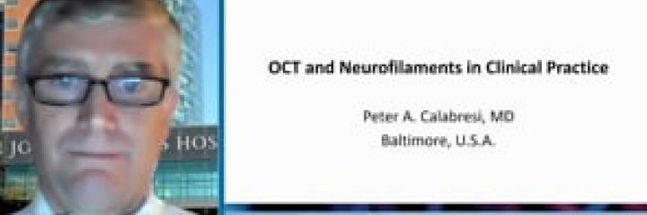 OCT and Neurofilaments in Clinical Practice - Peter Calabresi